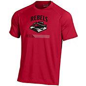 Under Armour Men's UNLV Rebels Scarlet Tech Performance T-Shirt