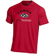 Under Armour Men's New Mexico Lobos Cherry Tech Performance T-Shirt