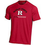 Under Armour Men's Rutgers Scarlet Knights Scarlet Tech Performance T-Shirt
