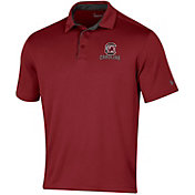 Under Armour Men's South Carolina Gamecocks Garnet Tech Polo