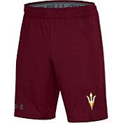 Under Armour Men's Arizona State Sun Devils Maroon MK1 Shorts