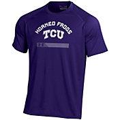 Under Armour Men's TCU Horned Frogs Purple Tech Performance T-Shirt