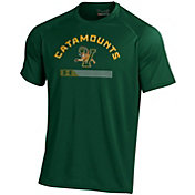 Under Armour Men's Vermont Catamounts Green Tech Performance T-Shirt