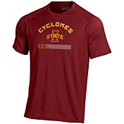 Under Armour Men's Iowa State Cyclones Cardinal Tech Performance T-Shirt