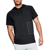 Under Armour Men's Unstoppable Short Sleeve Hoodie