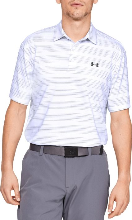 Under Armour Men's Playoff Backspin Golf Polo