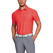 Under Armour Men's Playoff 2-Color Twist Golf Polo