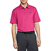 Under Armour Men's Playoff Core Stripe Golf Polo