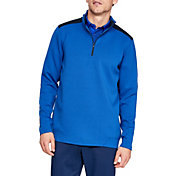 Under Armour Men's Playoff Storm Golf ½ Zip