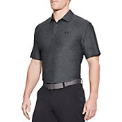 Under Armour Men's Playoff Tonal Twist Golf Polo