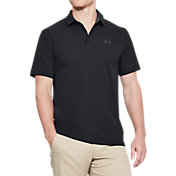 Under Armour Men's Playoff Vented Woven Golf Polo