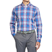 Under Armour Men's Performance Woven Golf Shirt