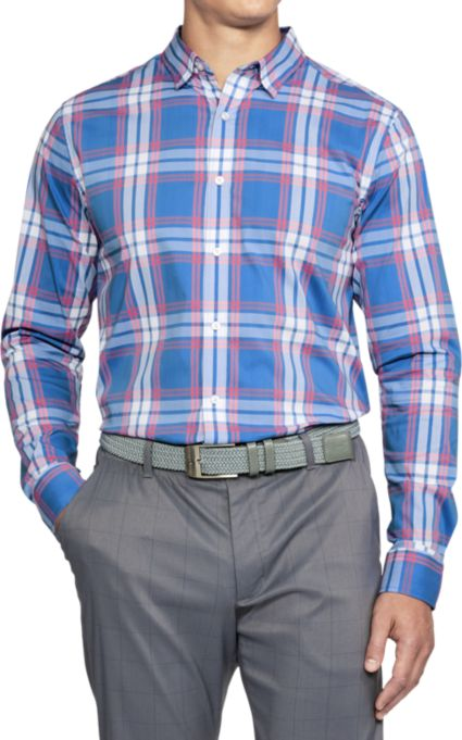 Under Armour Men's Performance Woven Golf Shirt