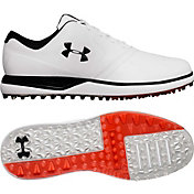 Under Armour Performance SL Leather Golf Shoes