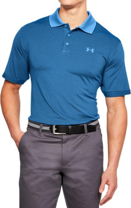 Under Armour Men's Performance Novelty Golf Polo