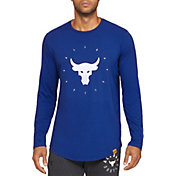 Under Armour Men's Project Rock Brahma Bull Graphic Long Sleeve Shirt