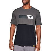 Under Armour Men's Project Rock Bar Graphic T-Shirt