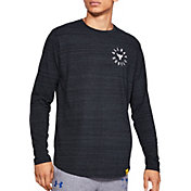 Under Armour Men's Project Rock All Day Hustle Graphic Long Sleeve Shirt