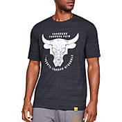 Under Armour Men's Project Rock Progress Through Pain Graphic T-Shirt