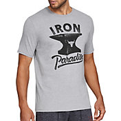 Under Armour Men's Project Rock Iron Paradise Graphic T-Shirt
