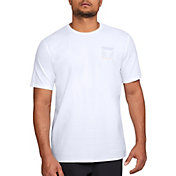 Under Armour Men's Project Rock T-Shirt in White