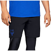 Under Armour Men's Project Rock Woven Shorts