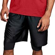 Under Armour Men's Perimeter 11'' Basketball Shorts (Regular and Big & Tall)