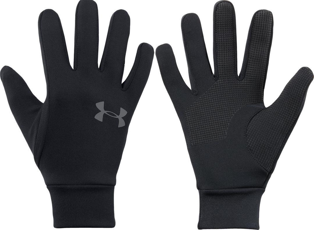 detaillering goede textuur grote korting Under Armour Men's Armour Liner Gloves 2.0