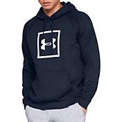 Under Armour Men's Rival Fleece Logo Hoodie