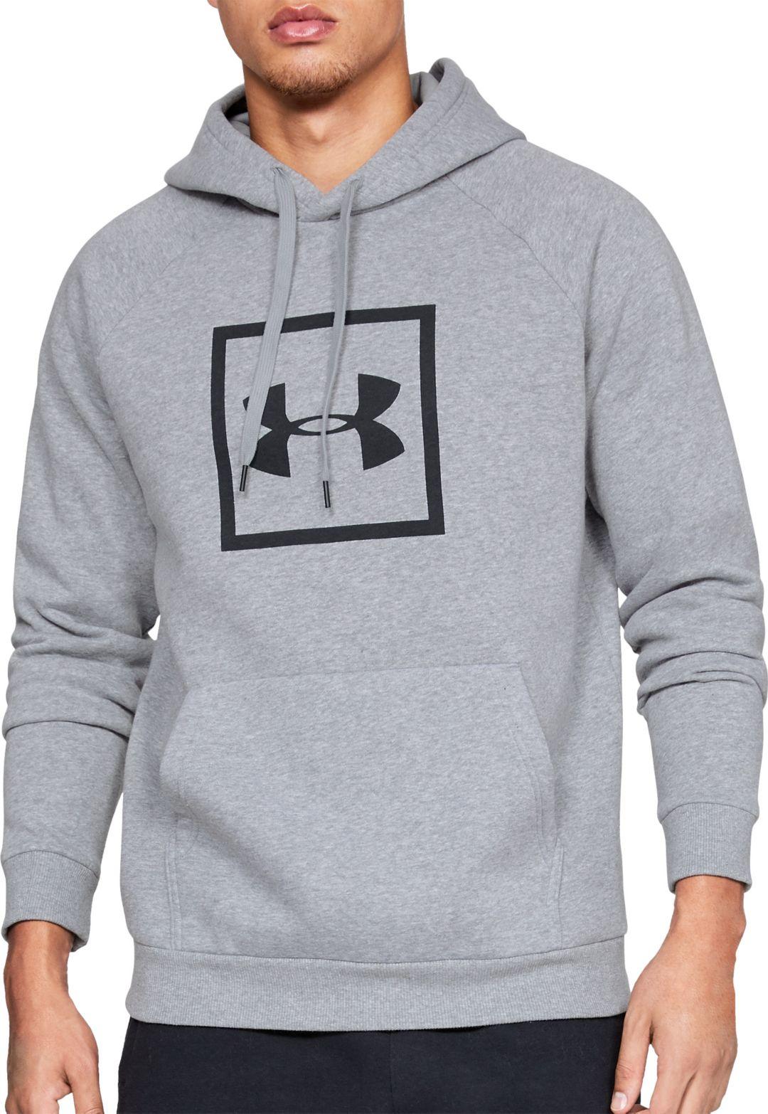 on wholesale pretty cheap 60% discount Under Armour Men's Rival Fleece Logo Hoodie