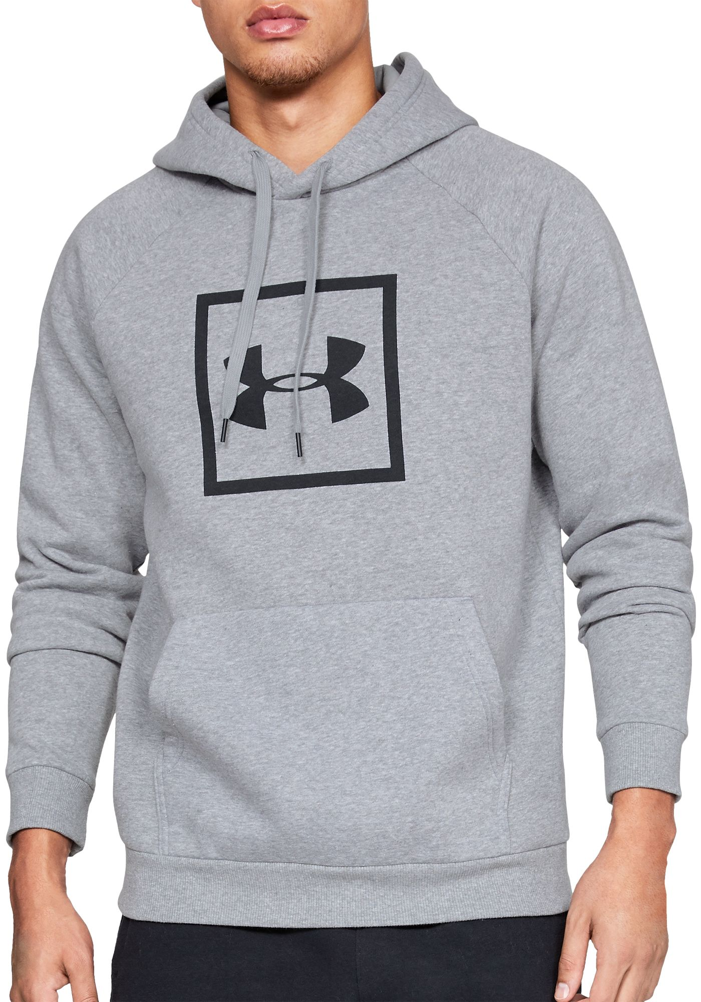 Under Armour Men's Rival Fleece Logo Hoodie
