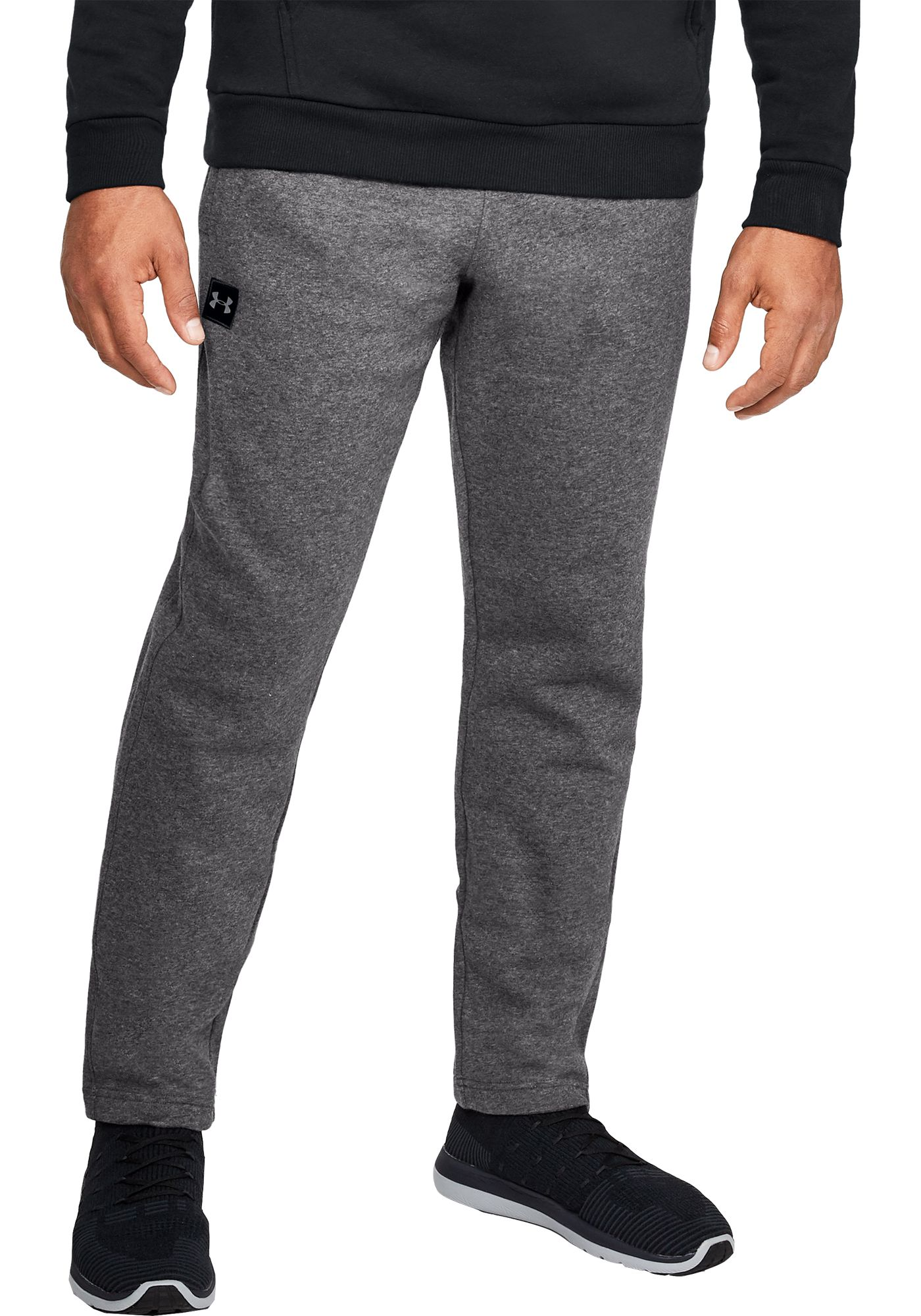 Under Armour Men's Rival Fleece Pants (Regular and Big & Tall)
