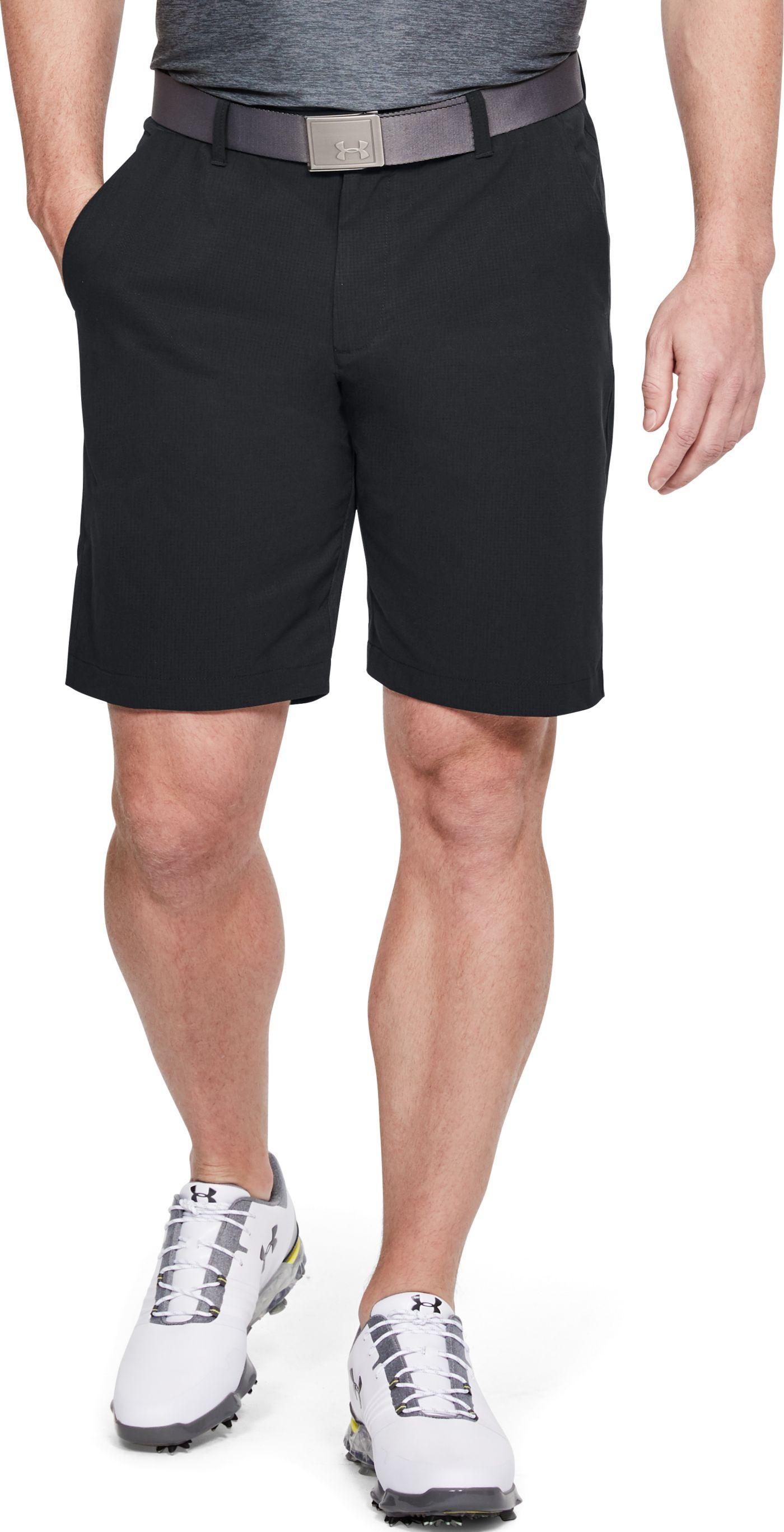 Under Armour Men's Showdown Taper Vented Golf Shorts