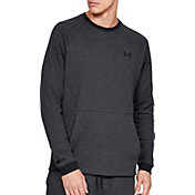 Under Armour Men's Unstoppable Double Knit Crewneck Sweatshirt