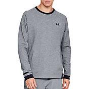 Under Armour Men's Unstoppable Double Knit Crewneck Sweatshirt