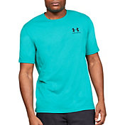 Under Armour Men's Sportstyle Left Chest Graphic T-Shirt (Regular and Big & Tall)