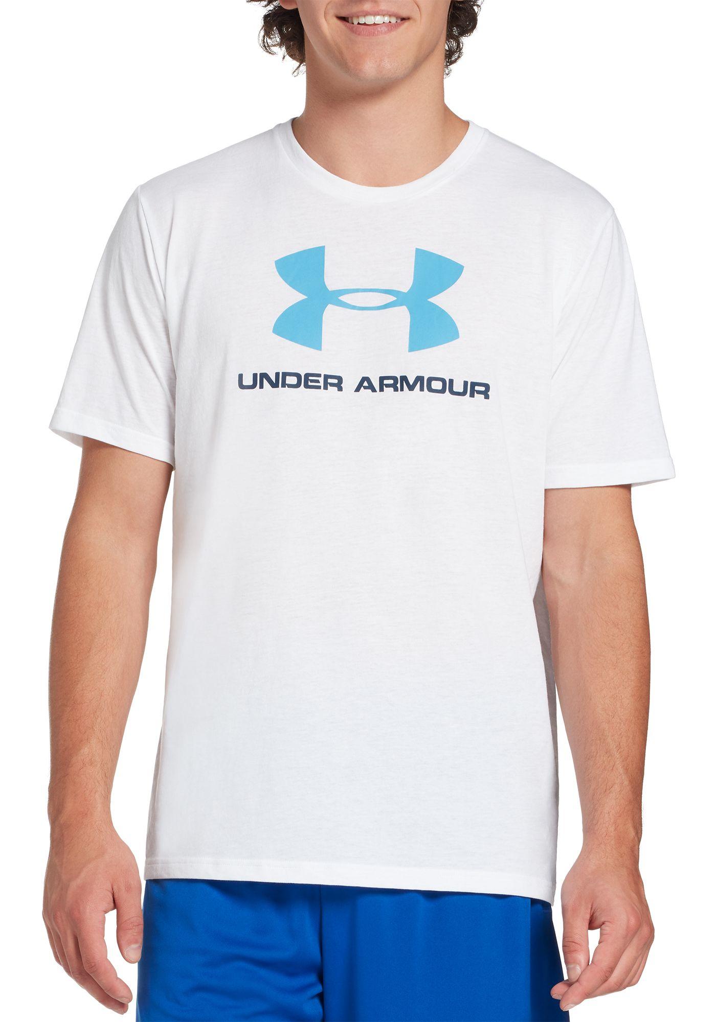 Under Armour Men's Sportstyle Big Logo Graphic T-Shirt