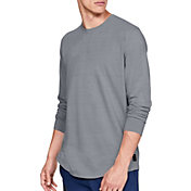 f6eefc76 Men's Under Armour Long Sleeve Shirts | Best Price Guarantee at DICK'S