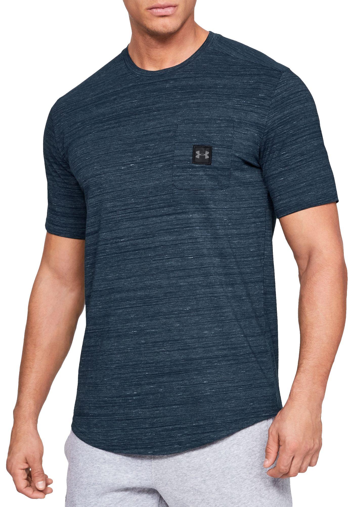 Under Armour Men's Sportstyle Pocket T-Shirt