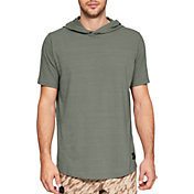 Under Armour Men's Sportstyle Shortsleeve Hoodie