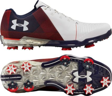 Under Armour Men's Spieth 2 USA Edition Shoes