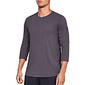 Under Armour Men's Microthread Utility 3/4 Sleeve Shirt