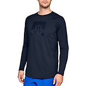 Under Armour Men's Storm Cycle ColdGear Crewneck Long Sleeve Shirt