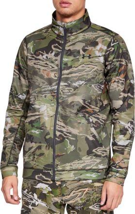 a38d0dd77d3a2 Under Armour Men's Early Season Threadborne Fleece Jacket
