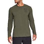 Under Armour Men's Tactical Graphic Long Sleeve T-Shirt