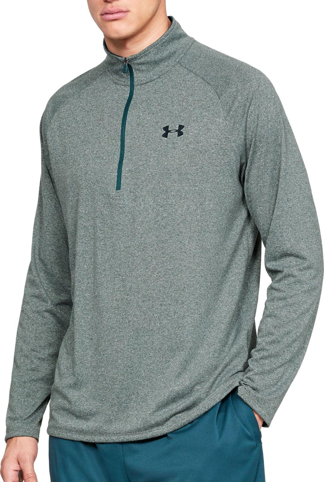 498302d741 Under Armour Men's Tech ½ Zip Long Sleeve Shirt