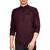 Under Armour Men's Tech ½ Zip Long Sleeve Shirt