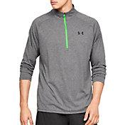 Under Armour Men's Tech ½ Zip Long Sleeve Shirt (Regular and Big & Tall)