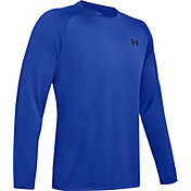 Under Armour Men's Tech Long Sleeve Shirt (Regular and Big & Tall)