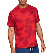 Under Armour Men's Tech Short Sleeve Matrix Printed T-Shirt